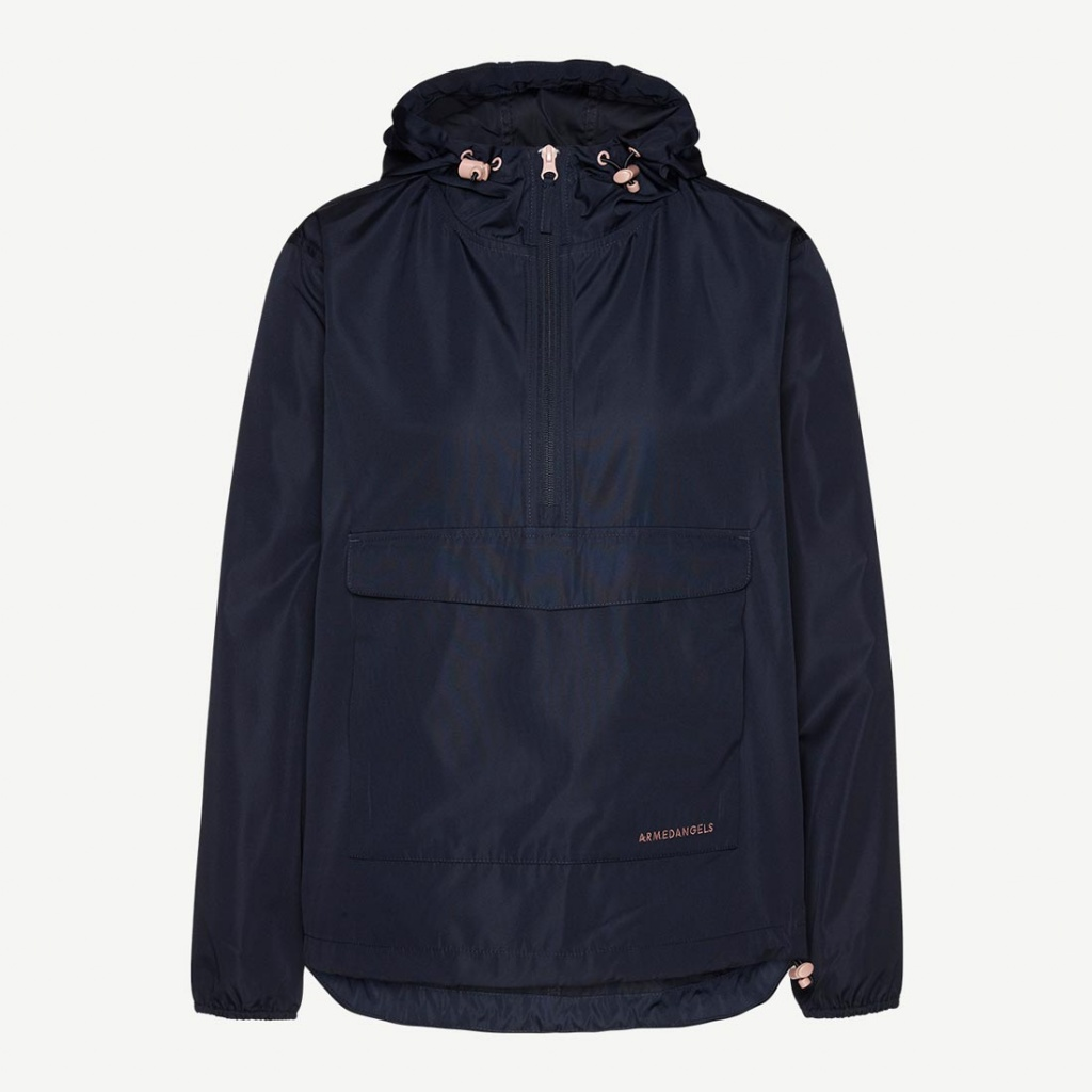 Ricarda Windbreaker - Dark Navy
