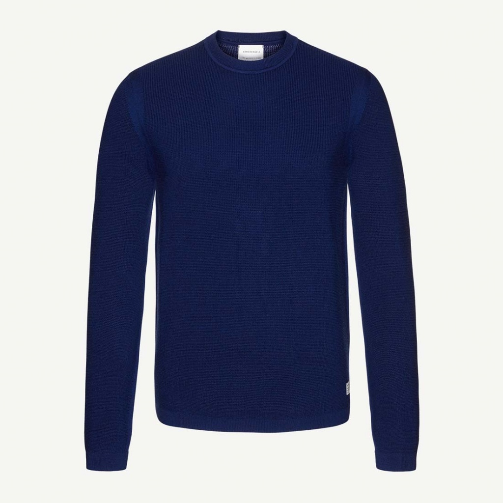Sönke Merino Knit - Empire Blue