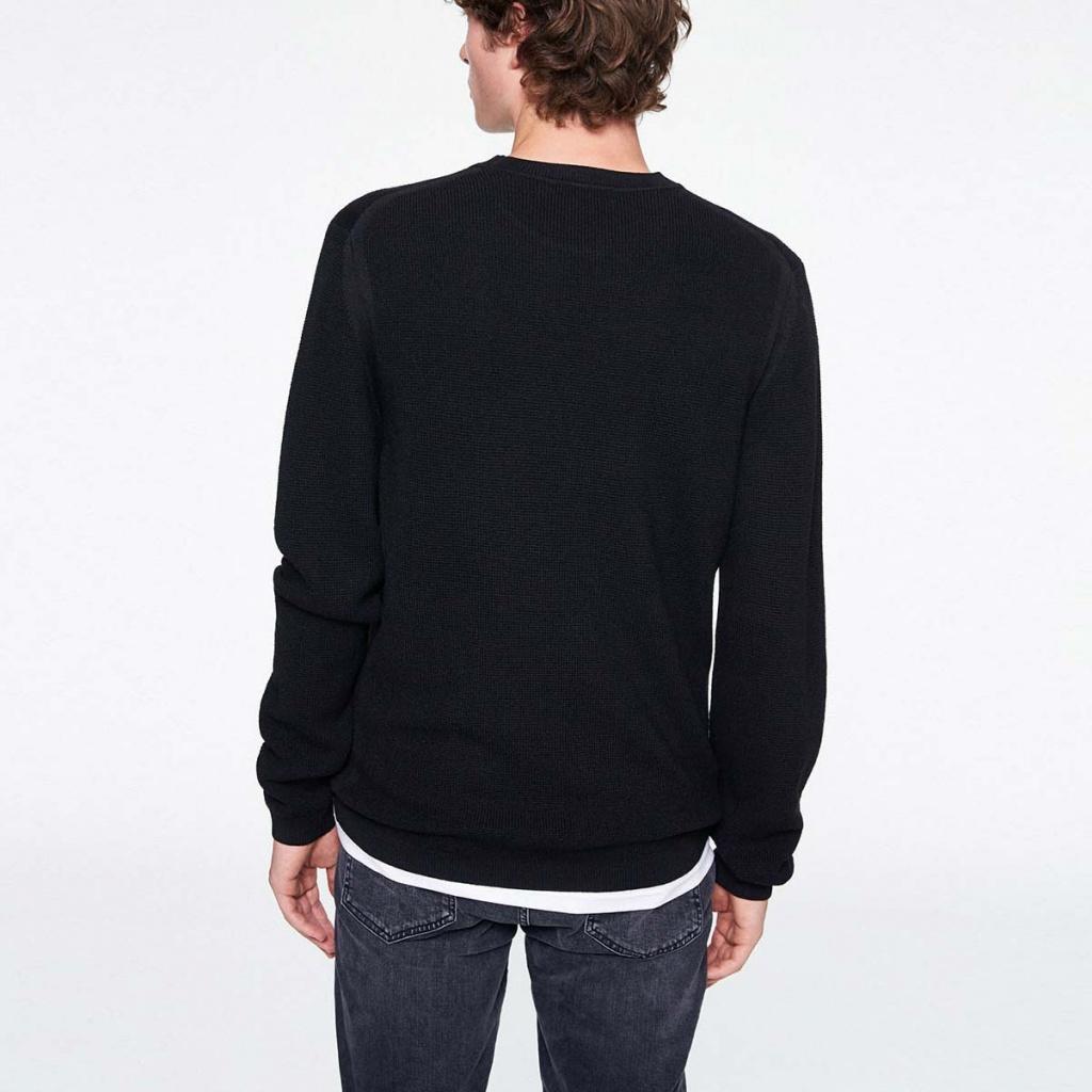 Sönke Merino Knit - Black