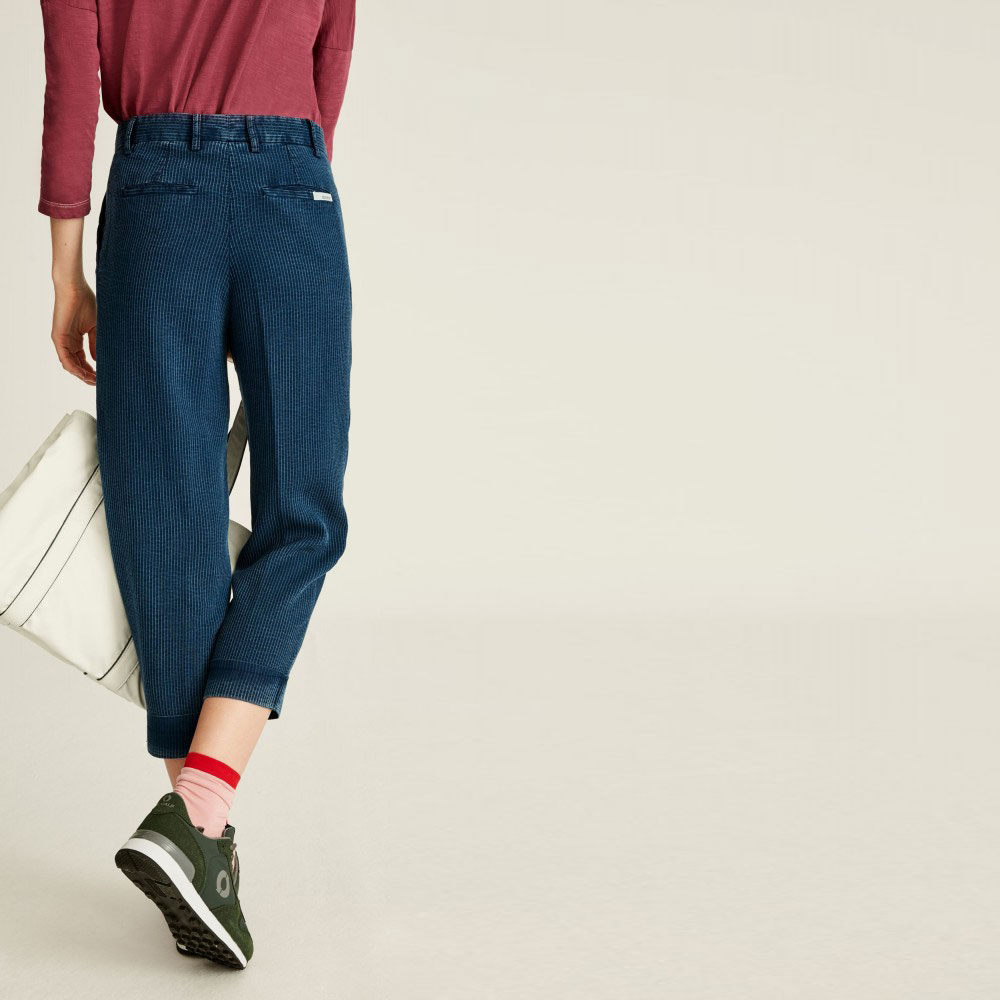 Seillans Pants - Dark Indigo