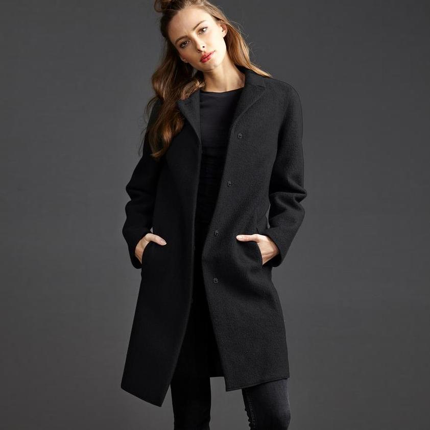 Classical Coat II - Black