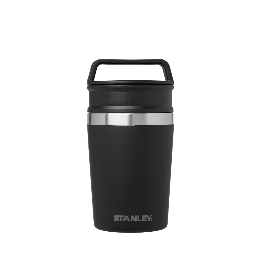 Adventure Vacuum Mug - Matte Black