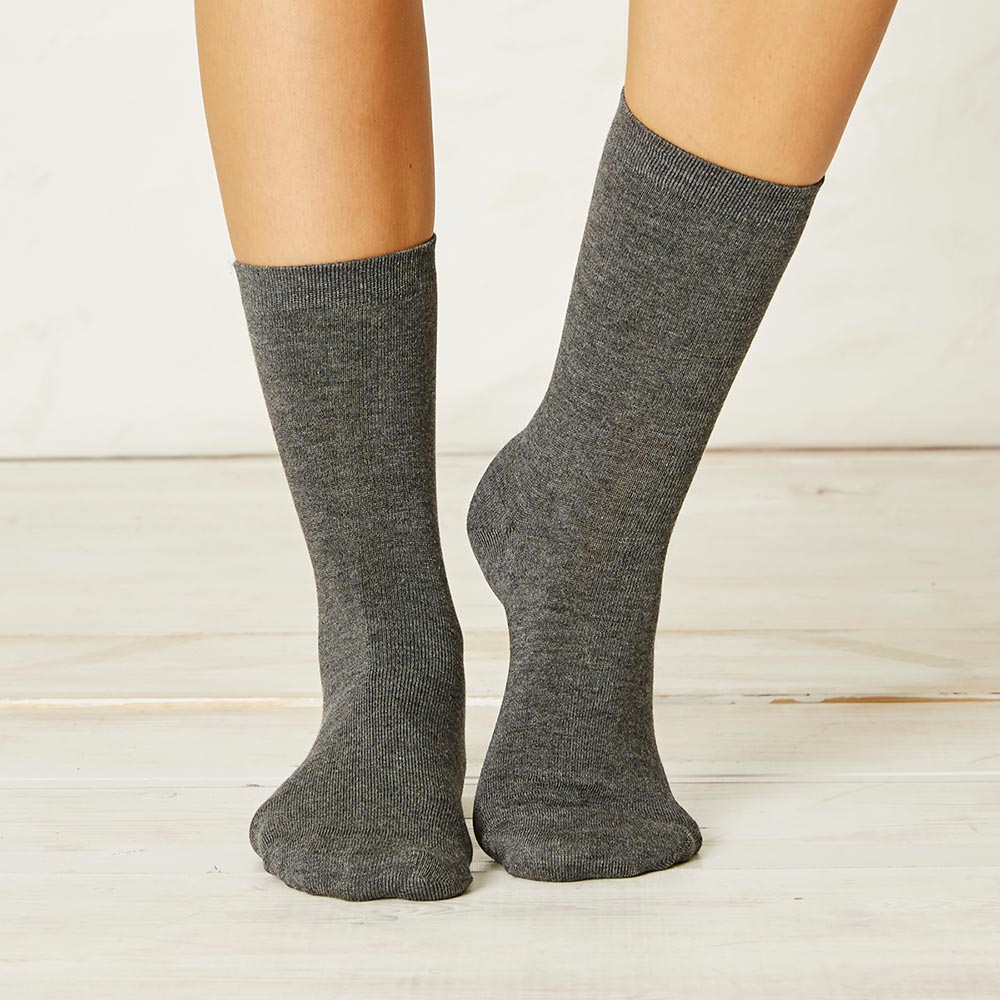 Solid Jackie stl 36-40 - Charcoal