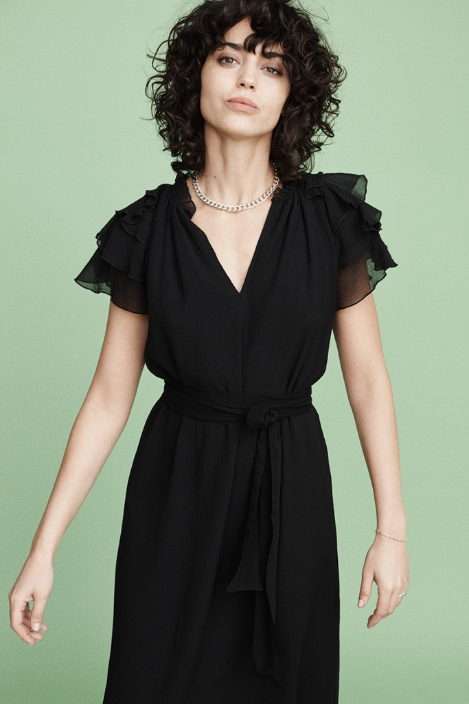Ellie Dress - Black