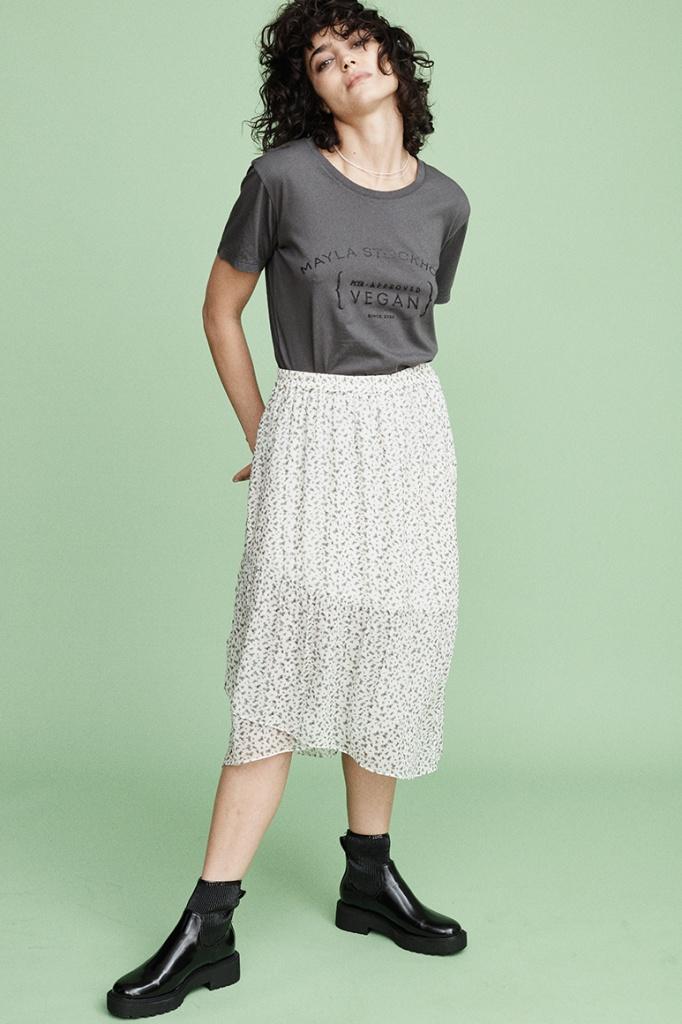 Julia Skirt - Blossom Print