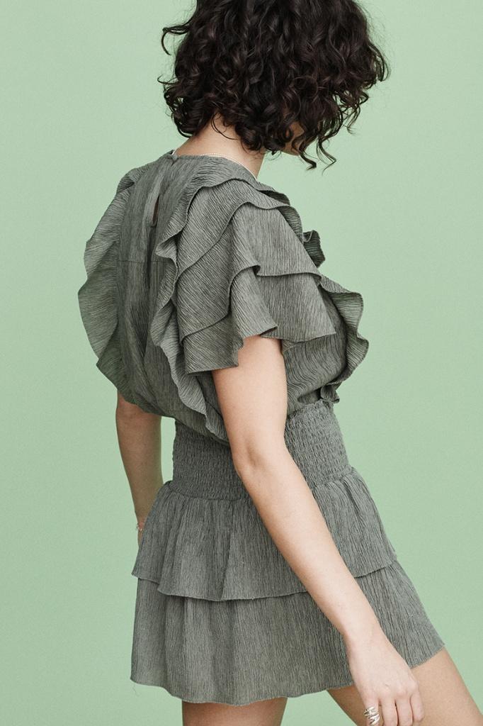 Paloma topp - Grön