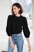 Carly Top - Black