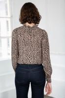 Colette Blouse – Spot Print