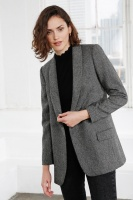 Kate Blazer - Grey Melange