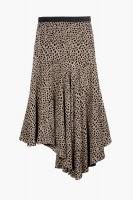 Maggie Midi Skirt - Spot Print
