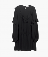 Vivianne dress black