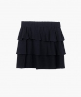 Ariana Mini Kjol - Dark Navy