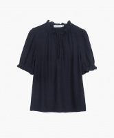 Evelyn topp - Dark Navy