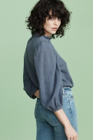 Carly Top - Blue