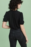 Evelyn Top - Black