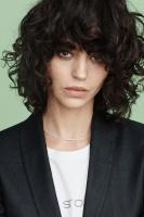 Kate Blazer - Black Linen