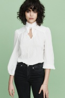 Martha Blouse - White
