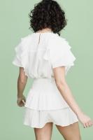 Paloma Top - White