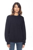 Merinoull sweatshirt svart