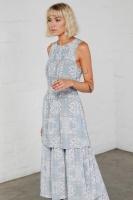 Poppy långklänning