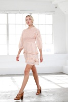 Harper Klänning - Blush