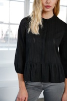 Leah Top - Black