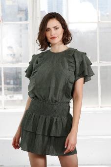 April skirt - Green