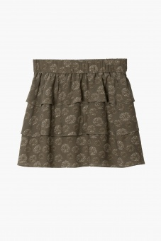 Ariana Mini Skirt - Dandelion
