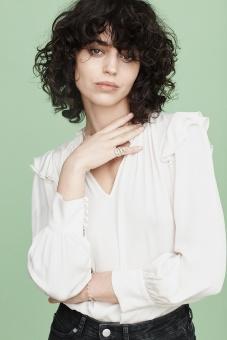 Lexi Blouse - Crème