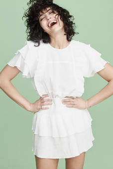 Paloma Top - White