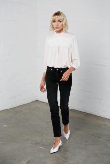 Astrid jeans svarta
