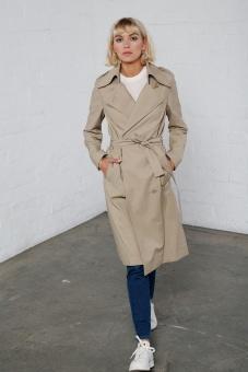 Ava trench coat
