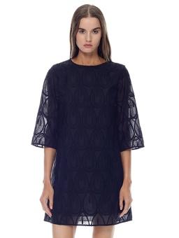 Ivy klänning svart