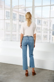 Elsa Jeans - Faded Blue (PRE-ORDER)