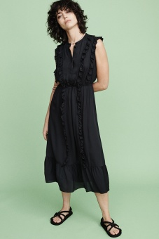 Coco Dress - Dark navy
