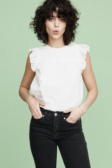 Zoe Top – White