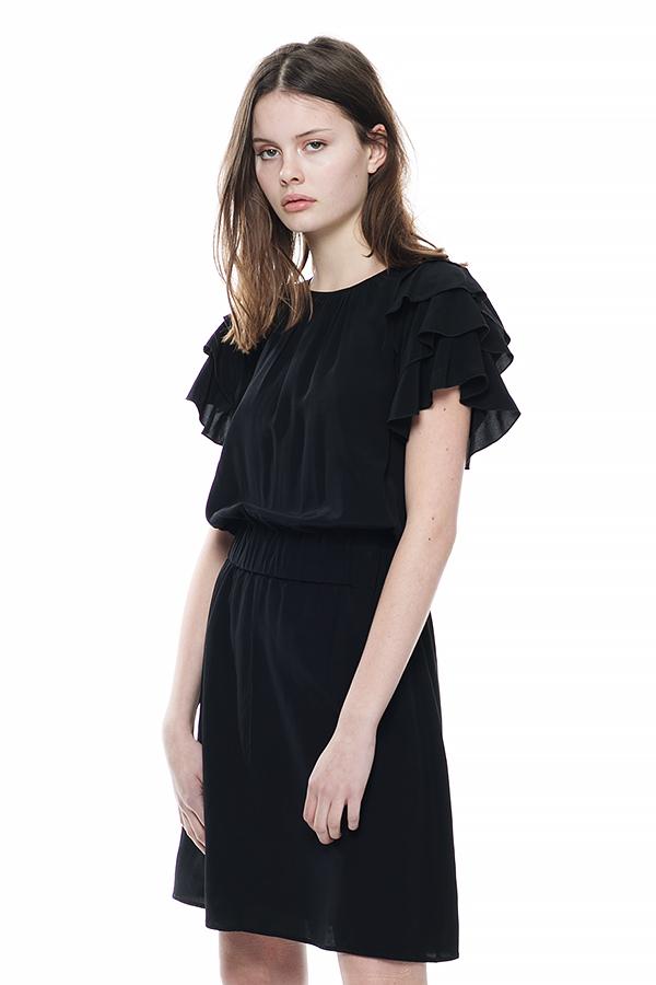 Colette klänning - Svart
