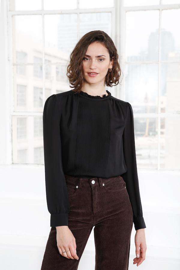 Alina Blouse black