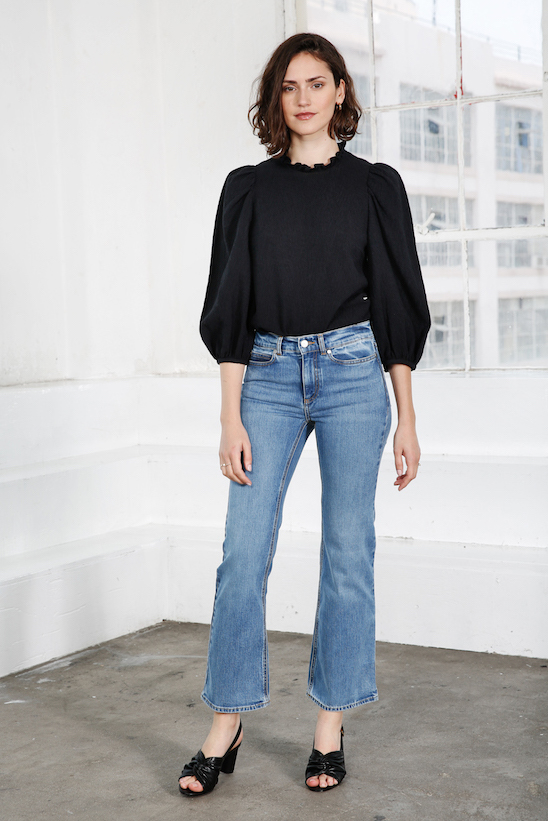 Elsa Jeans - Shop sustainably washed jeans in organic