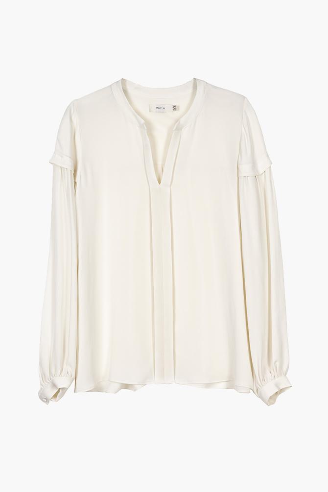 Grace blouse cream