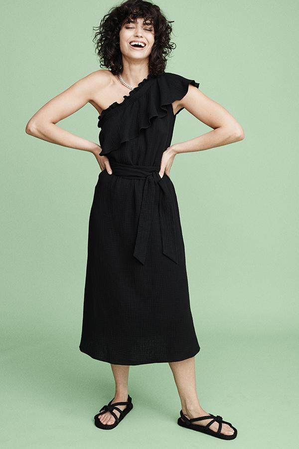 Billie Dress – Black
