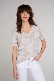 OUI V-T-Shirt