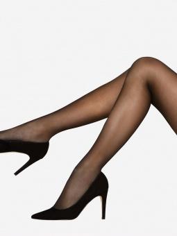 Ladies pantyhose Sensual matte svart 15 den
