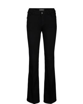 Victoria Silk Flare Jeans