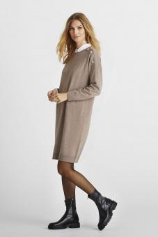 InFRONT  Camille Stickad klänning