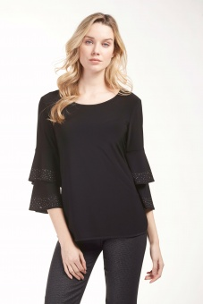 Black Knit Topp