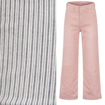 PARA MI Mira Vintage Stripes Jeans