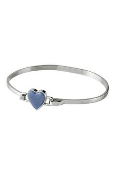 Banu ss blue agate bracelet