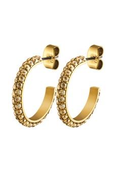 HOSTA earring sg/golden