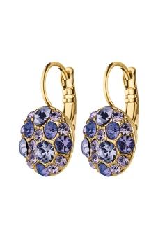 BLOST earring sg lavender